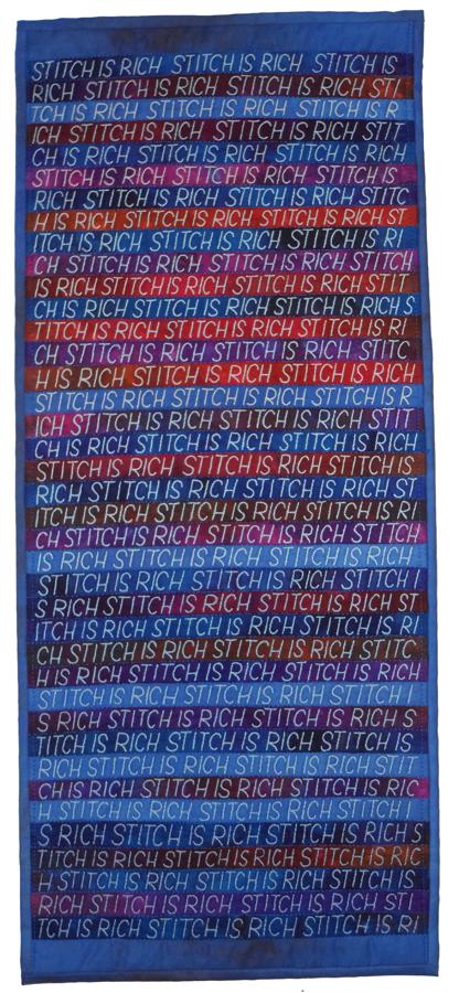 Stitch is Rich